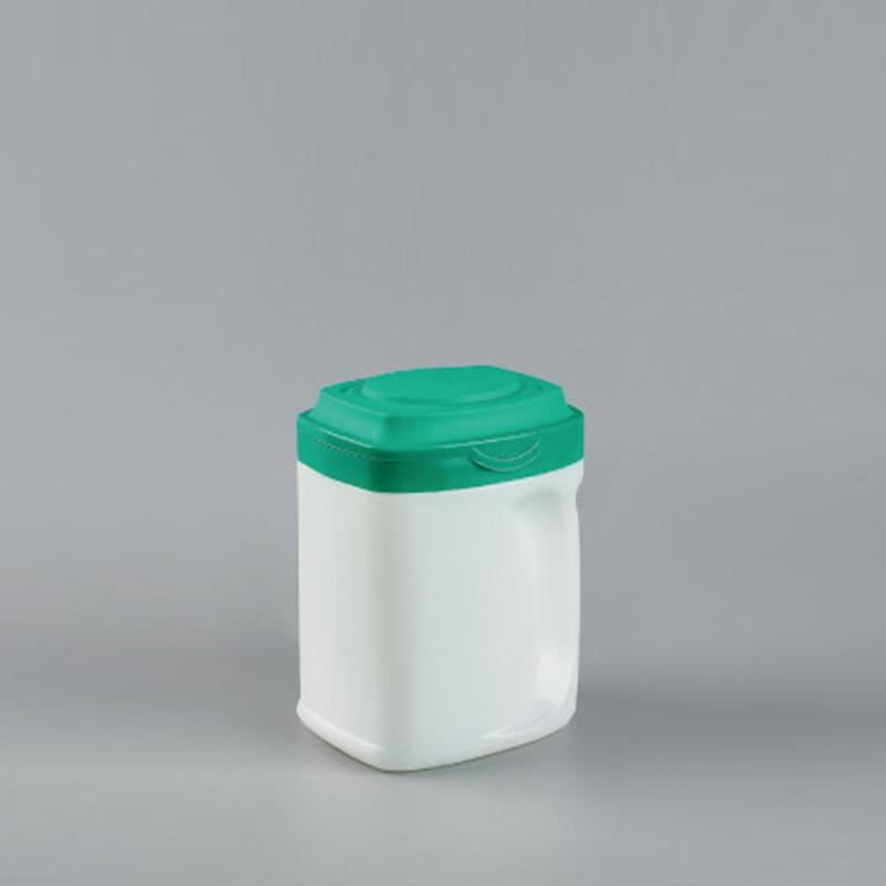 五层阻隔奶粉罐