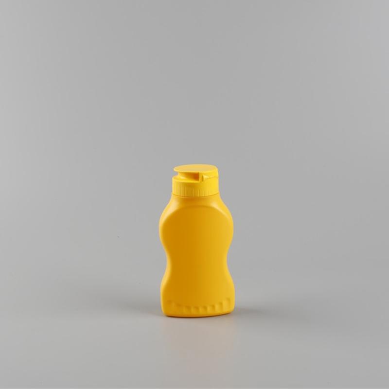李锦记芥末芝麻酱瓶