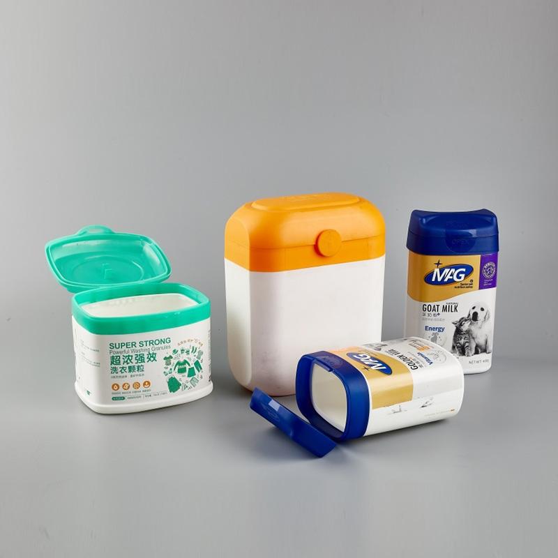 高阻隔奶粉罐
